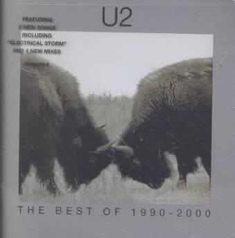 BEST OF 1990-2000 BY U2 (CD)